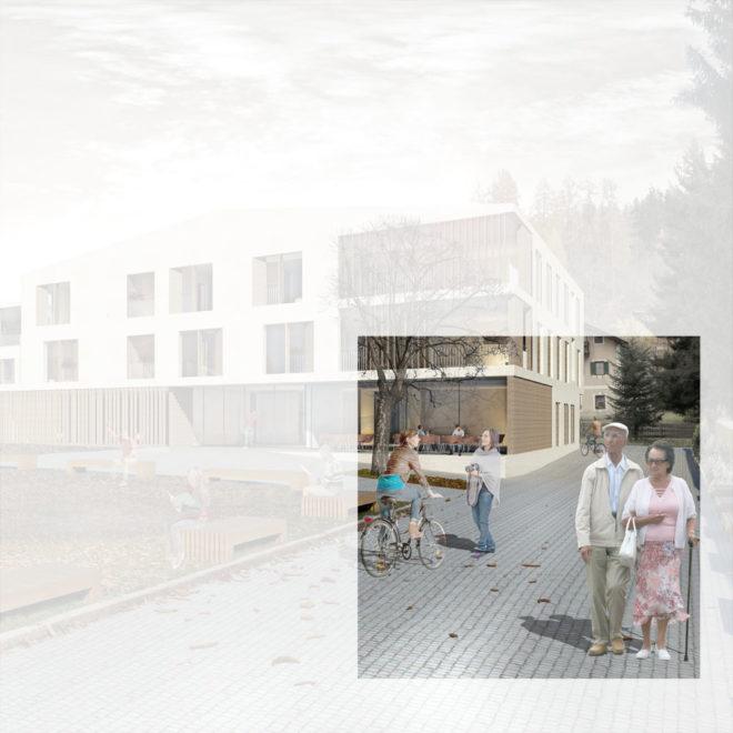 Sozialzentrum Toblach