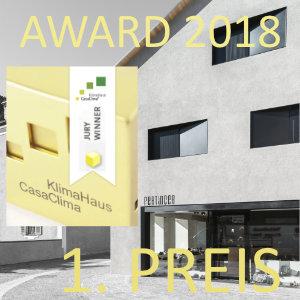 Klimahaus Award 2018 – 1.Preis